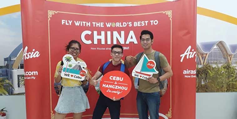 Philippines AirAsia Cebu