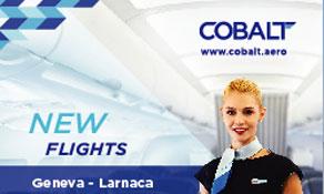 Cobalt serenades Switzerland with second service