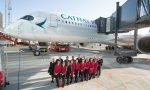 Cathay Pacific Airways' Danish delight