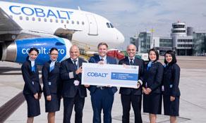 Cobalt debuts in Düsseldorf