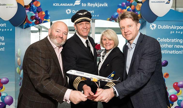 Icelandair Dublin