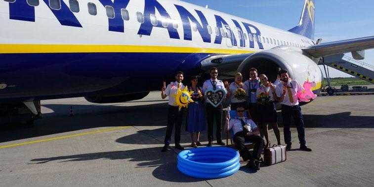 Ryanair Zadar