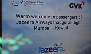Jazeera Airways joins Mumbai's tailfins