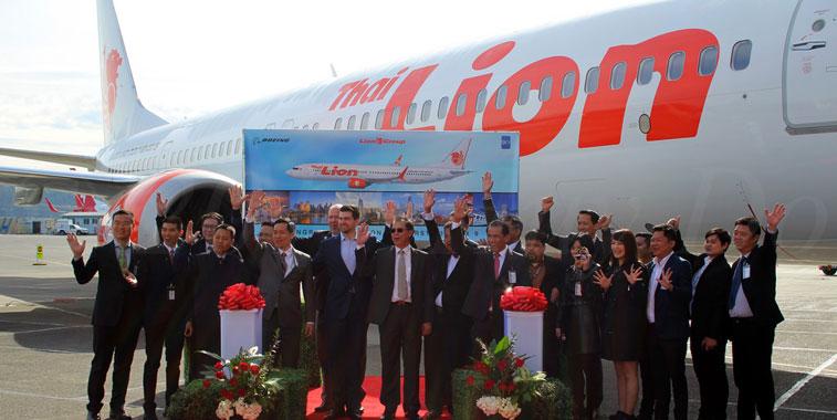 Lion Air 737 MAX 9 Boeing