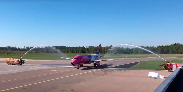 Wizz Air Skavsta