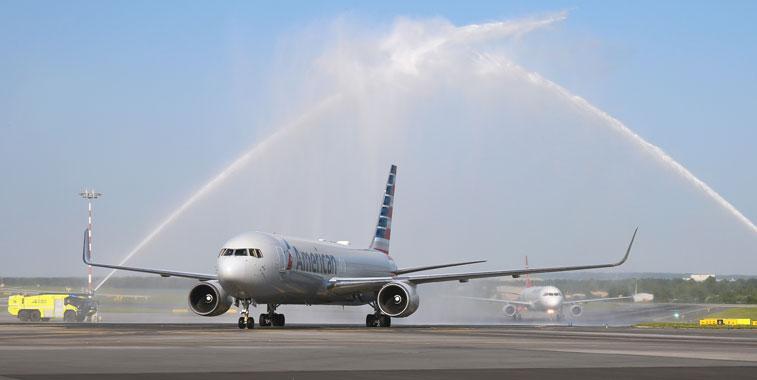 American Airlines Prague