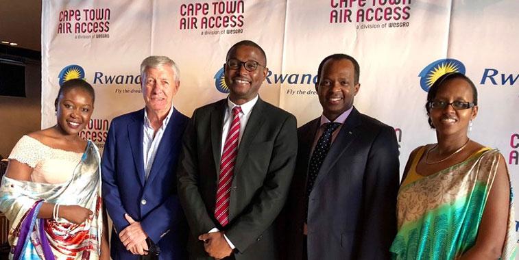RwandAir Cape Town