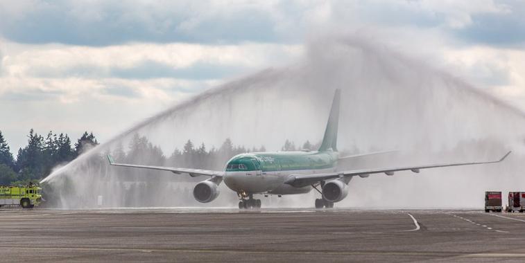 Aer Lingus Seattle-Tacoma