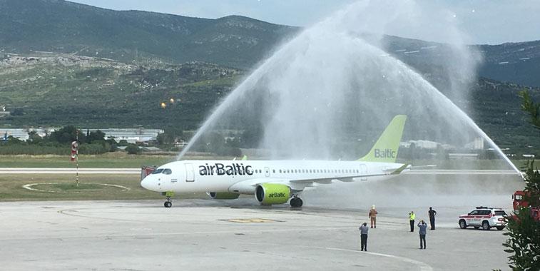 airBaltic Split