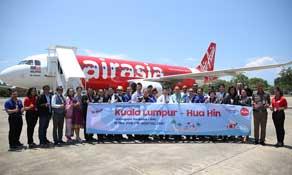 AirAsia hops into Hua Hin