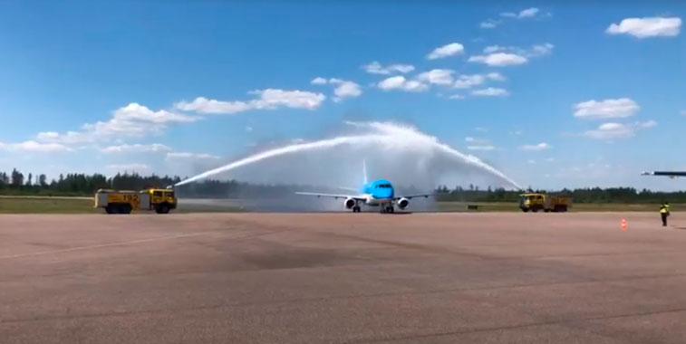 KLM Vaxjo