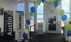 ViaAir adds Austin to Tulsa service