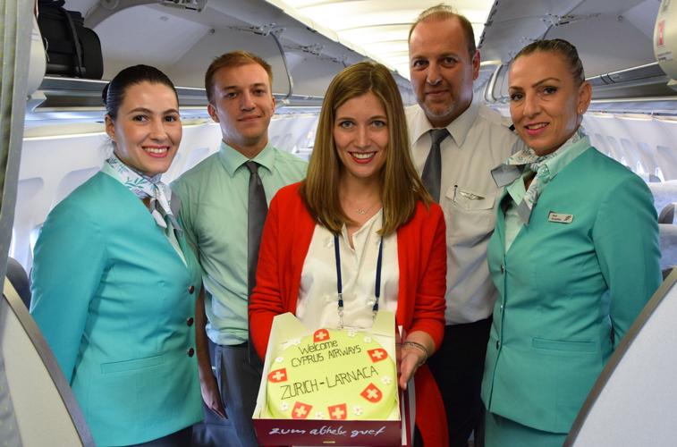 Cyprus Airways Zurich