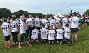 anna.aero's TeamBron takes on British Airways Run Gatwick