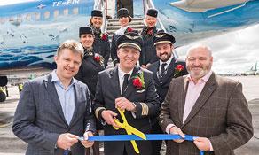 Icelandair dives into Dublin