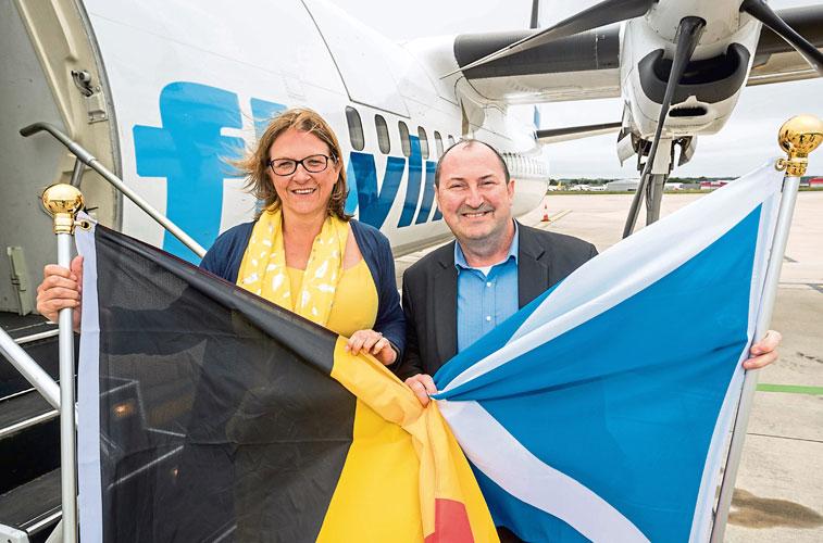 VLM Airlines Aberdeen