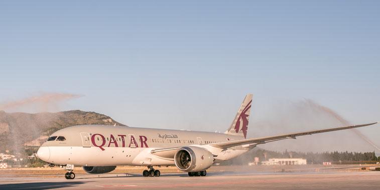 Qatar Airways Malaga