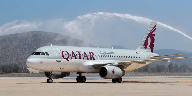 Qatar Airways Bodrum