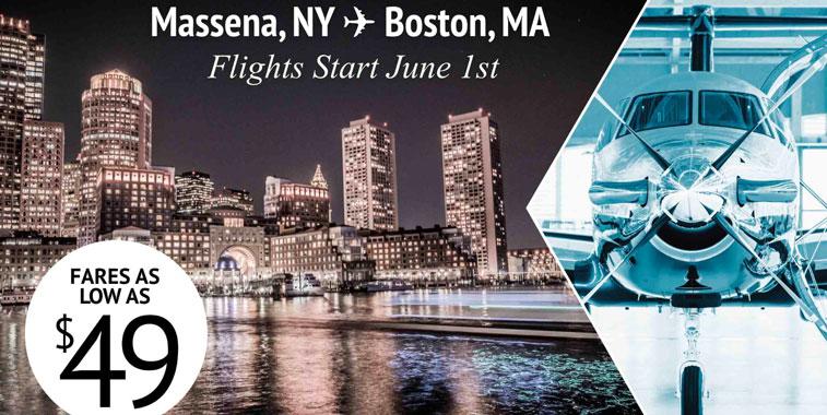 Boutique Air Boston