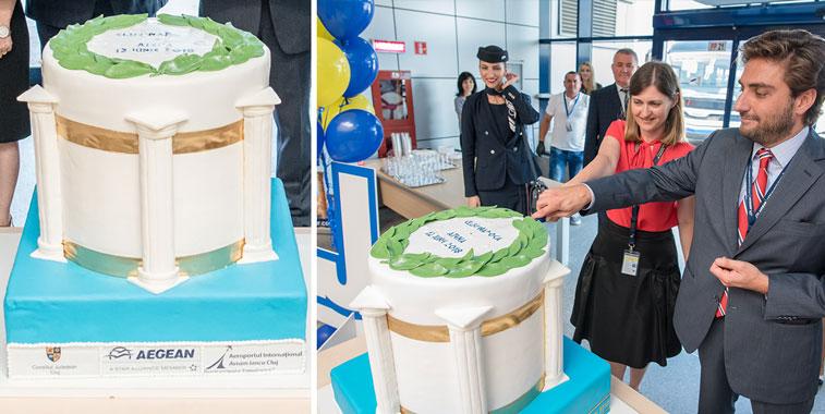 Aegean Airlines Cluj-Napoca