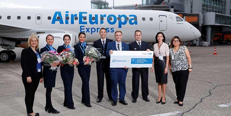 Air Europa Madrid