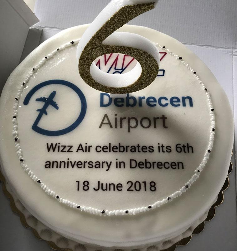 Debrecen Airport Wizz Air