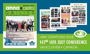 anna.aero World Tour 2018 continues: IATA Summer Slot Conference in Vancouver