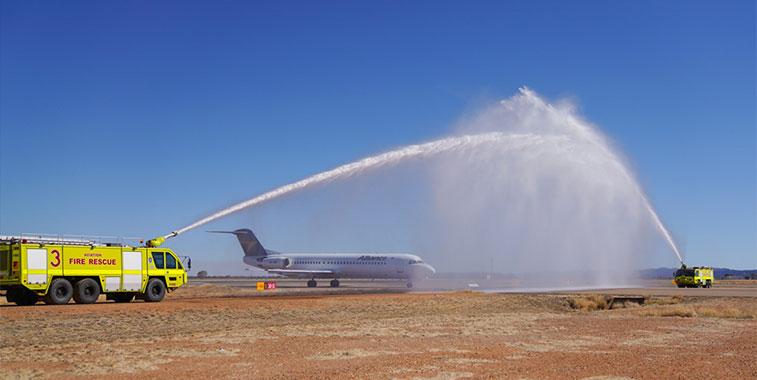 Virgin Australia Airlines Alice Springs