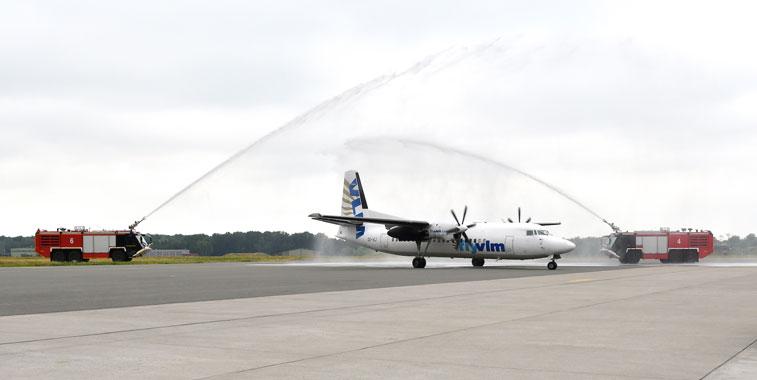 VLM Airlines Rostock