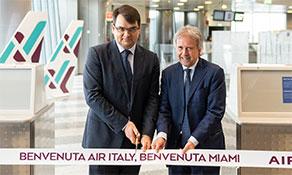 Air Italy introduces Milan-Miami sector