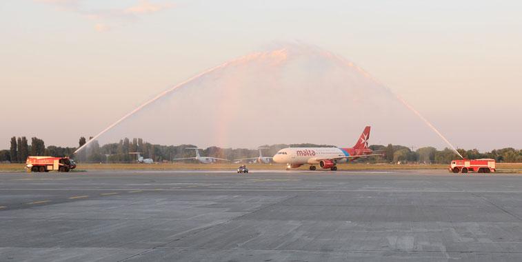 Air Malta Kiev