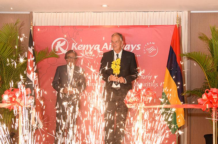 Kenya Airways Mauritius