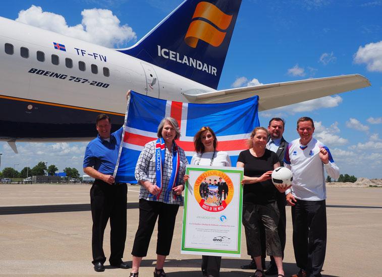 Icelandair Kansas City