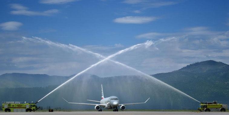 American Airlines Missoula