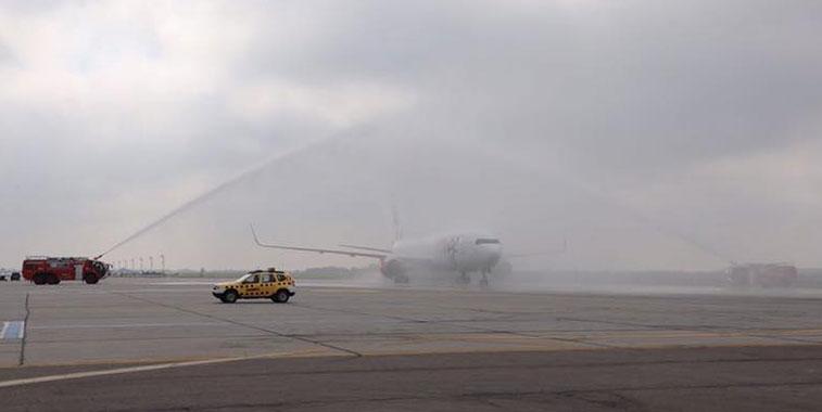 Air Canada Rouge Bucharest