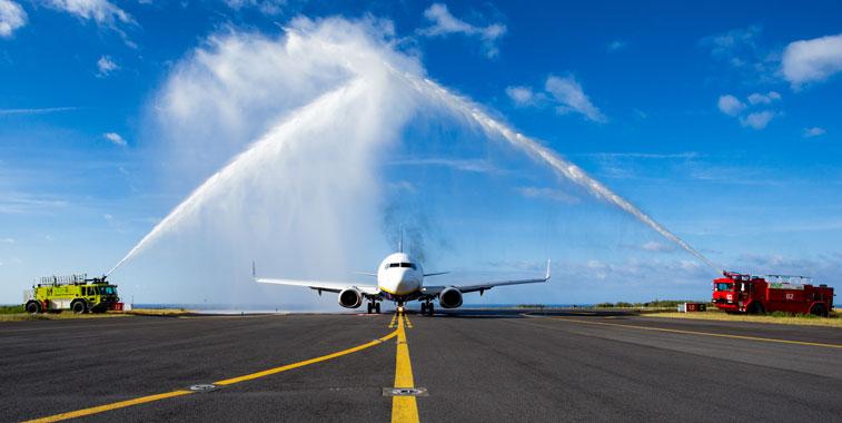 Ryanair Ponta Delgada Manchester