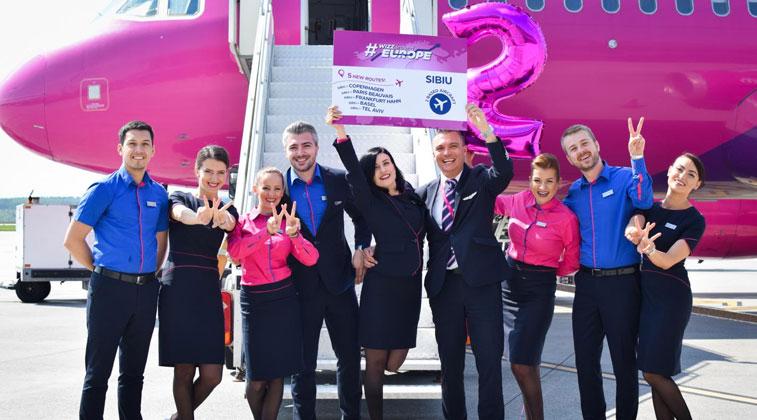 Wizz Air Sibiu