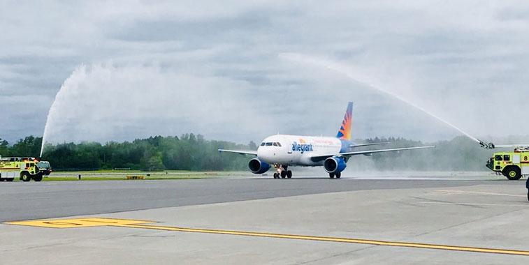 Allegiant Air Syracuse
