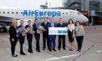 Air Europa adds Düsseldorf from Madrid
