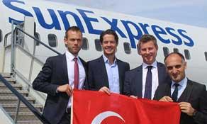 SunExpress starts six new services