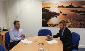 30-Second Interview – Rob Veron, CEO, Blue Islands