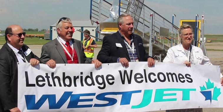 WestJet Link Lethbridge