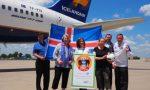 Kansas City and Shannon celebrate anna.aero award wins