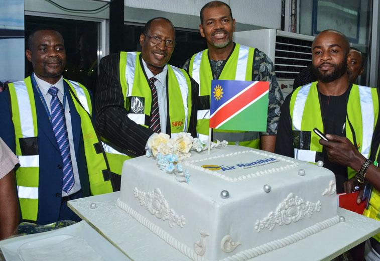 Air Namibia Lagos