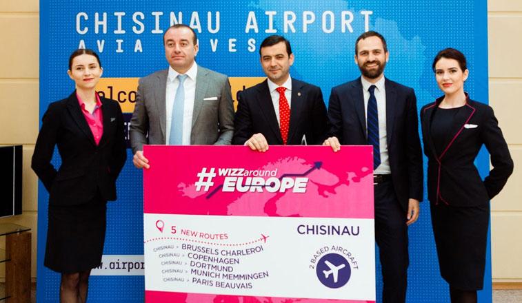 Wizz Air Chisinau