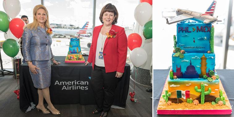 American Airlines Philadelphia Mexico City