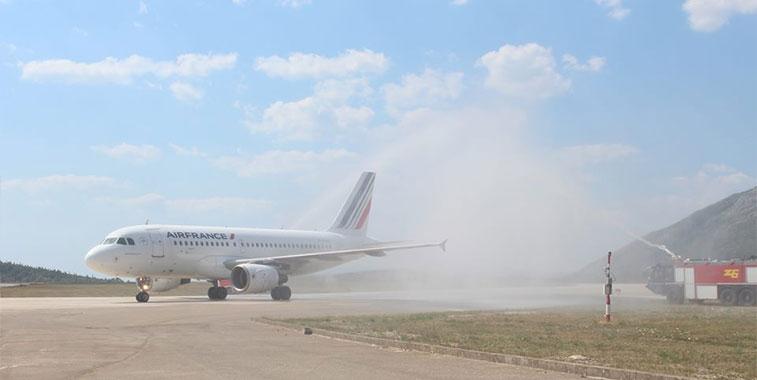 Air France Dubrovnik