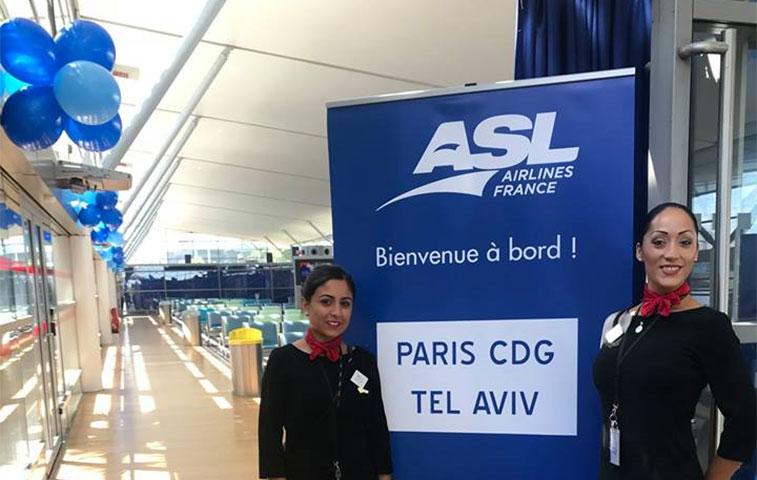 ASL Airlines Paris CDG