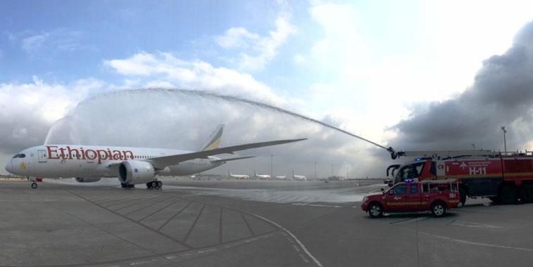 Ethiopian Airlines Barcelona