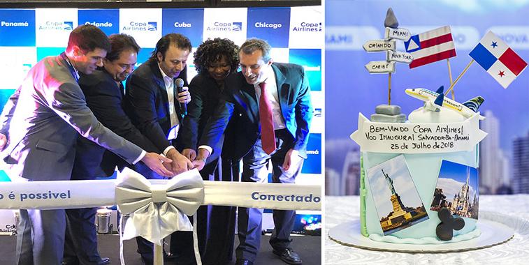 Copa Airlines Salvador